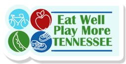 Eat Well Play More logo