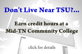 Earn Credit Hours at a Community College