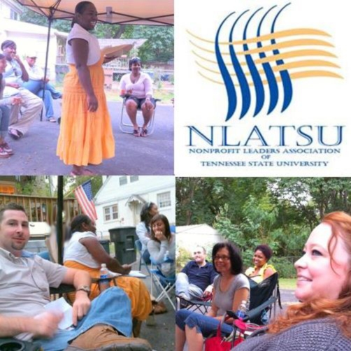 Nonprofit Leaders Association of TSU montage