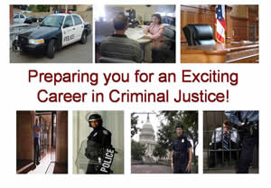 Career in Criminal Justice