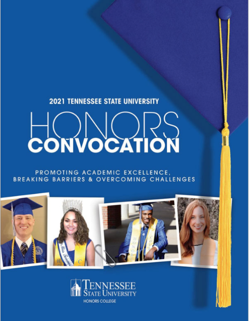 Honors Convocation 2021