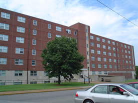 Picture of Watson Residence Hall