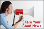 Share Your News!