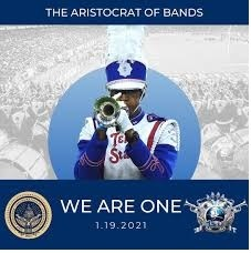 Aristocrat of Bands Tennessee State University 2021 Presidential Nomination