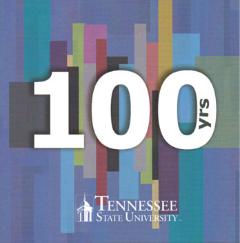 TSU Centennial CD cover